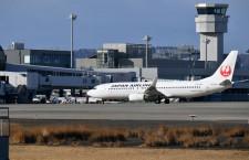 保安検査は長蛇の列 搭乗記・定期便ない羽田-仙台ANA/JAL臨時便