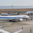 ANA、2月の国内線搭乗率42.4% 国際線は12.3%