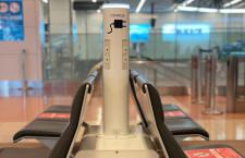 羽田空港、停電時も2万台スマートフォン充電