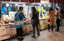 ソラシド、川崎で宮崎県産品の物産展 貨物の陸空一貫輸送試行