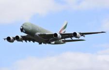 A380最終号機、独ハンブルクへ エミレーツ向け、年内で生産終了
