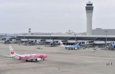 中部空港、間接部門の出社率5割