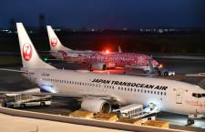 JTAとRAC、全機に抗菌コーティング完了 県内8空港にも