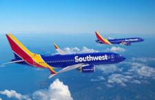 サウスウエスト航空、737MAXを100機追加発注 737-700退役加速