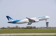 仏コルセール、A330neo初受領 最大離陸重量増加型
