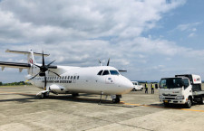 HACのATR42、2号機が20日就航 初便は丘珠発函館行き