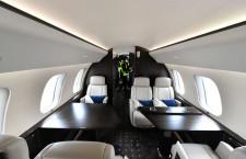 """""""空飛ぶオフィス""""ビジネスジェットの最新機内 特集・ボンバルディアGlobal7500"""