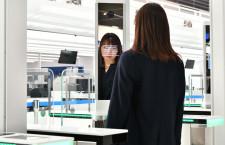 JAL、成田・羽田で顔パス搭乗 19日から国際線本格運用