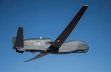空自向けグローバルホークが初飛行 三沢配備の無人偵察機