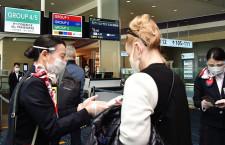 JAL、羽田-モスクワ定期便就航 週1往復、1年1カ月遅れで
