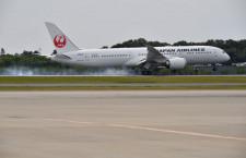787、JALへ50機目 737MAX、納入中断で4機のみ ボーイング4月