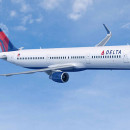 エアバス4月、48機受注で前年比5倍超 納入45機