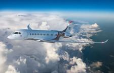 ダッソー、超長距離ビジネスジェットFalcon 10X開発 25年就航