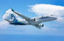 スカイウェスト、E175を8機発注 アラスカ便運航