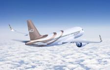エアバス、ACJ319neo受注 A319neoのビジネスジェット仕様