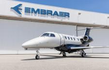 フェノム300、納入600機到達 エンブラエルのビジネスジェット