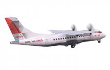 ATR、STOL型ATR42-600S製造開始へ 800m滑走路でも離陸可