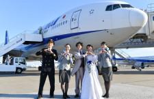 ANA、機内結婚式の777-300ER退役 JA783Aが羽田から米国売却先へ