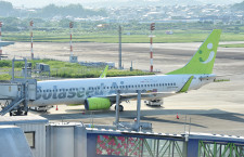 ソラシド、後継機材は当面導入せず 737-800継続、髙橋社長「しばらくは問題ない」
