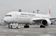 JAL、サーチャージ据え置き 8-9月発券分