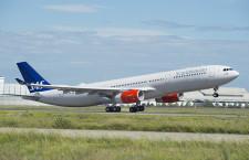 スカンジナビア航空、羽田7月就航へ コロナで延期、コペンハーゲンから週2往復