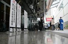 JAL赤坂社長、早期復配と成長誓う 株主総会399人出席