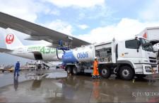 JALやANA、国産SAFで初フライト成功 木くずや藻が原料
