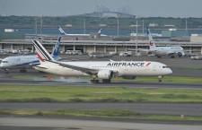 エールフランス、羽田-パリ再開 787で週3往復、7月増便も