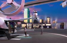 """エンブラエル系イブ、""""空飛ぶクルマ""""発着場で英社と提携 アジア・米大陸で導入目指す"""