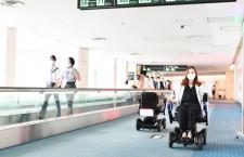 羽田空港、2タミも自動運転車いす「WHILL」 誰でも無料