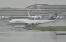 ルフトハンザの747-8、羽田便復活 週7往復