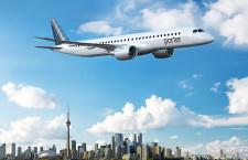 ポーター航空、E195-E2発注 最大80機、北米初導入