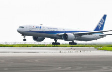 ANA、777-300ER早期退役ラストのJA780A離日 13機売却、コロナ前比半減