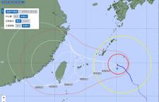 台風6号、21日は欠航310便超 沖縄・奄美方面