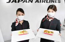 JAL、電子レンジでもおいしい家庭向け機内食