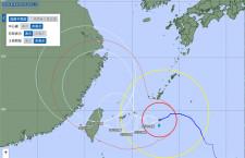 台風6号、21日は370便超欠航 沖縄方面便