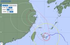 台風6号、23日は欠航270便超 宮古・石垣・与那国は終日閉鎖