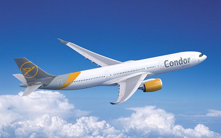 独コンドル航空、A330neoを16機導入へ 22年秋に初号機