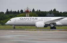 カンタス航空、国際線12月再開へ ワクチン高接種地域、日本も対象に