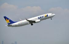 スカイマーク、お盆明け15路線383便減便 8月運航率は9割維持