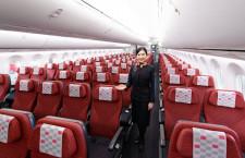 JAL、エコノミークラス世界一 英スカイトラックス調査