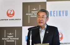 京急、空港線の電力を再生可能エネルギーに置き換え 3457トンのCO2削減