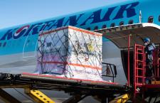 大韓航空、貨物改修機の運航1万回に