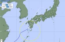 台風9号が鹿児島上陸 9日は西日本中心に欠航55便
