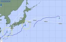 台風9号、8日は九州120便超欠航 9日も影響残る