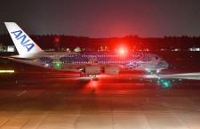 遊覧飛行や初の重整備 特集・空飛ぶウミガメANA A380定期便復活までの503日