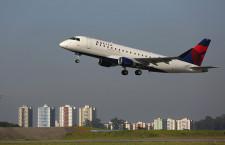 米スカイウェスト、E175を16機追加発注 デルタ便運航