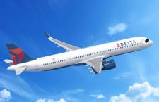 デルタ航空、A321neoを30機追加発注 155機に