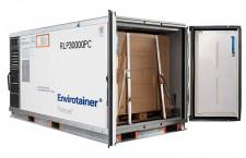 シンガポール航空、医薬品輸送強化 新型温度調整コンテナ導入
