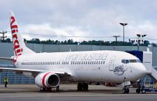 豪ヴァージン、737-800追加導入へ 経営破綻で機種統一
